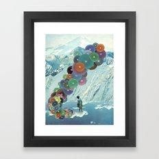 Antillas (2014) Framed Art Print