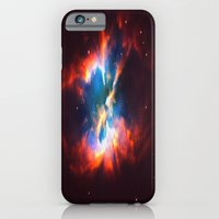 iPhone & iPod Case featuring Space Confusion by undertow