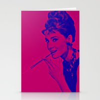 Pop Glamour Stationery Cards
