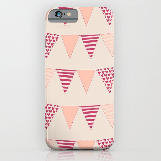 Bunting iPhone & iPod Case