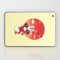 Heat Laptop & iPad Skin