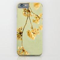 vintage cherry blossoms iPhone 6 Slim Case