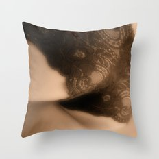 Racey Lacey - Sexy Throw Pillow
