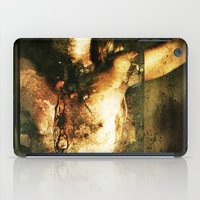 All Things Broken Are 11 iPad Case