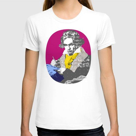 Ludwig van Beethoven 7 T-shirt