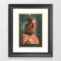 The Impatient Creator Framed Art Print