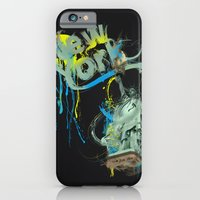 iPhone & iPod Case featuring New York by Istvan Antal