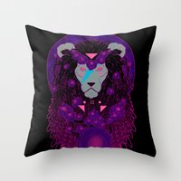 Beyond Infinity, Before … Throw Pillow