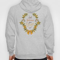Flower Laurel Hoody