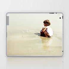 Found in the sea Laptop & iPad Skin