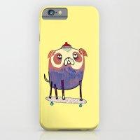 Pug Dude. iPhone 6 Slim Case