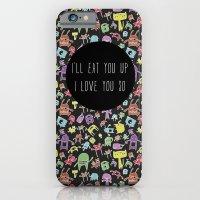 Little Monsters iPhone 6 Slim Case
