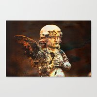 Lost Angel Canvas Print