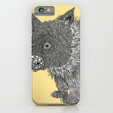 Little Wombat iPhone 6s Slim Case