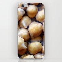 I LOVE Chickpeas!!! iPhone & iPod Skin