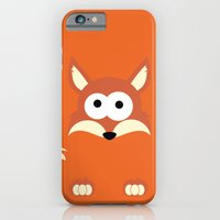 Minimal Fox iPhone 6 Slim Case
