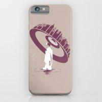 iPhone & iPod Case featuring Raining by Bajibaj