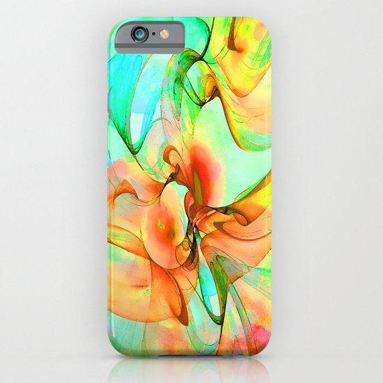 Dancing Veil 4 iPhone & iPod Case