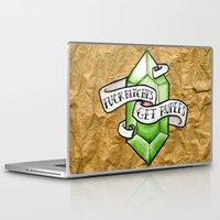 zelda Laptop & iPad Skins featuring Zelda by Danni Fuentes