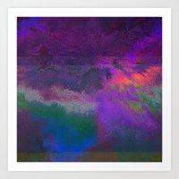 66-63-18 (Universe Risin… Art Print