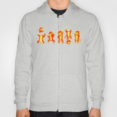 Fire Gang  Hoody