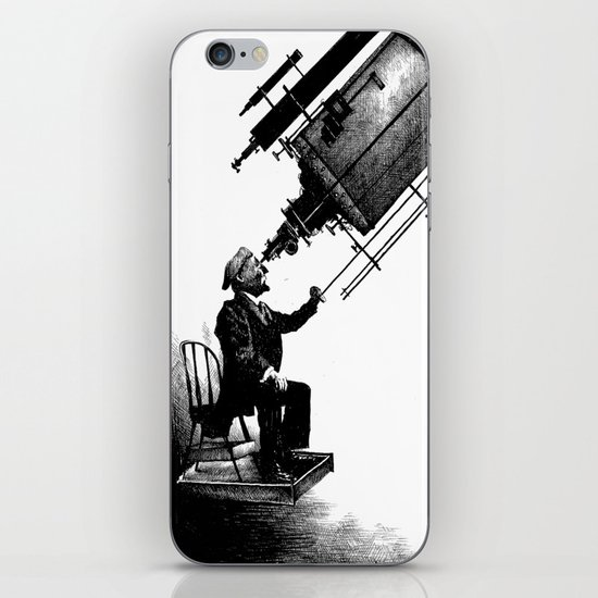 Who's Looking at Who? iPhone & iPod Skin