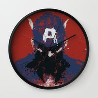 The Captain Wall Clock