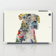 iPad Case featuring The Mod Boxer by Bri.buckley