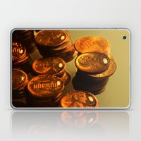 A Penny For Your Thoughts. Laptop & iPad Skin