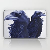 .Raven Laptop & iPad Skin