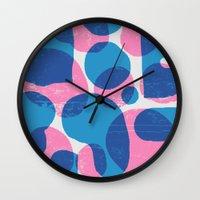 Wanda Wall Clock
