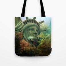 East Coast Sightseeing Tote Bag