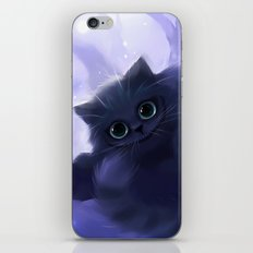Chess Cat iPhone & iPod Skin