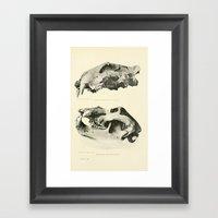 Savor Framed Art Print