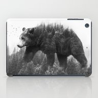 Walking Trough The Fores… iPad Case