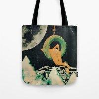 My Music Is Where I'd Li… Tote Bag