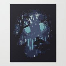 kodama Spirit Canvas Print