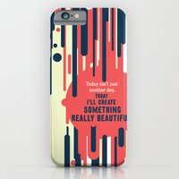 iPhone & iPod Case featuring make something.... by Andres Kal