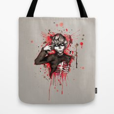 The World Is A Filthy Place Tote Bag