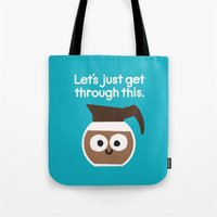 Grounds For Determination Tote Bag