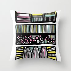 Free Style Throw Pillow