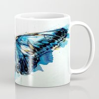 Mighty Morpho Butterfly Mug