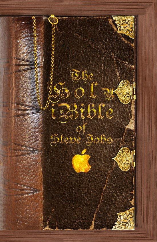 The Holy iBible Art Print