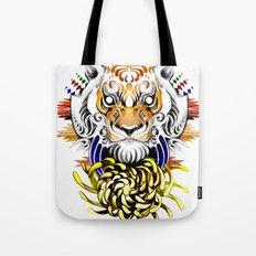 Keep Fierce II Tote Bag