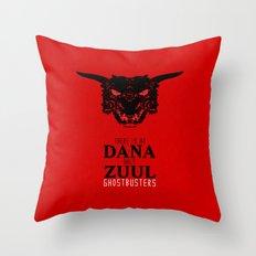 Zuul Throw Pillow