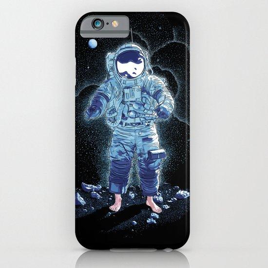 Extreme Barefooting iPhone & iPod Case