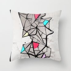 Diamante Throw Pillow