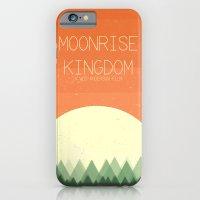 moonrise kingdom iPhone & iPod Cases featuring Moonrise Kingdom by Courtney Vlaming