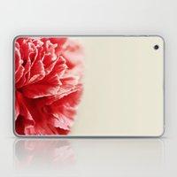 Red Carnation Laptop & iPad Skin