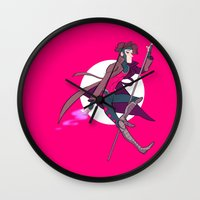 The Thief Wall Clock